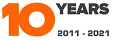 VRT 10 Years